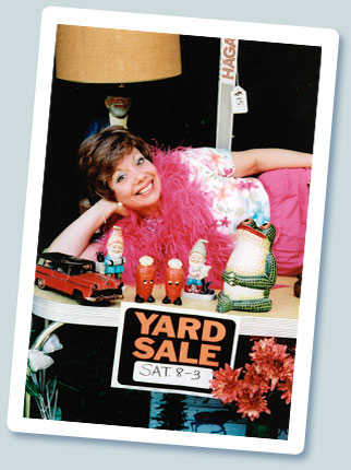 Ida's Having a Yardsale