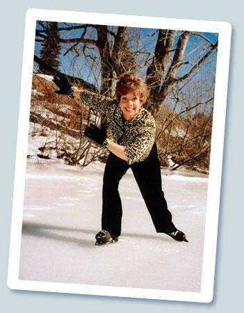 Ida Skating