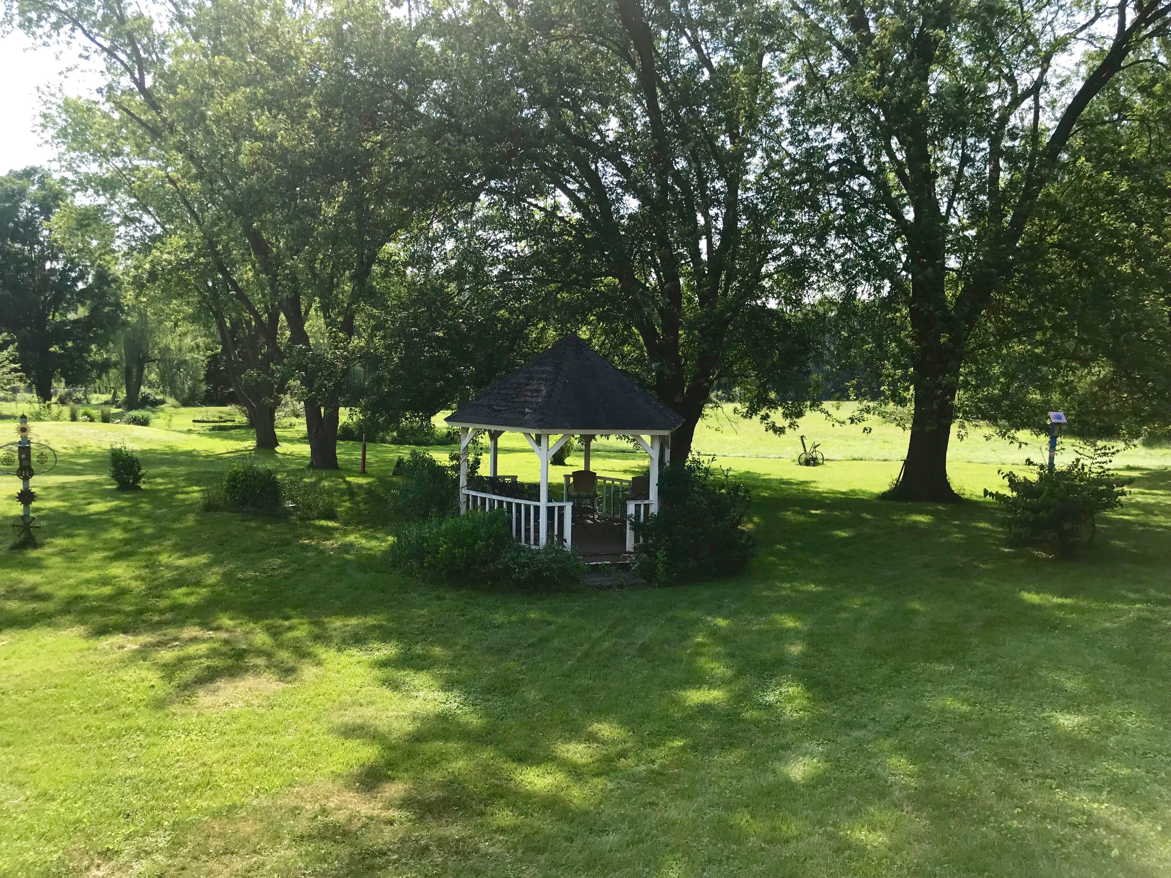 Lawn Mower Update | Ida's Website